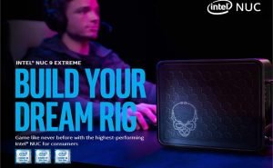 Mini pc Intel RUC 9 Extreme
