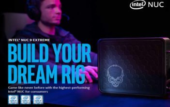 Mini pc Intel RUC 9 Extreme