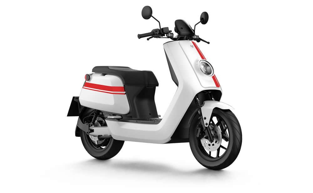 NIU NQI GTS Scooter électrique