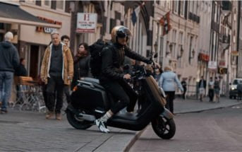 Nouveaux scooters électriques NIU