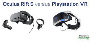 oculus rift s versus playstation vr