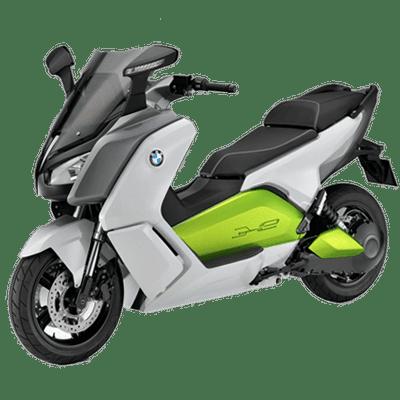 BMW-C évolution scooter électrique location