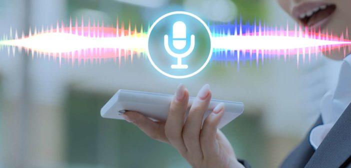 Commande vocale assistants vocaux