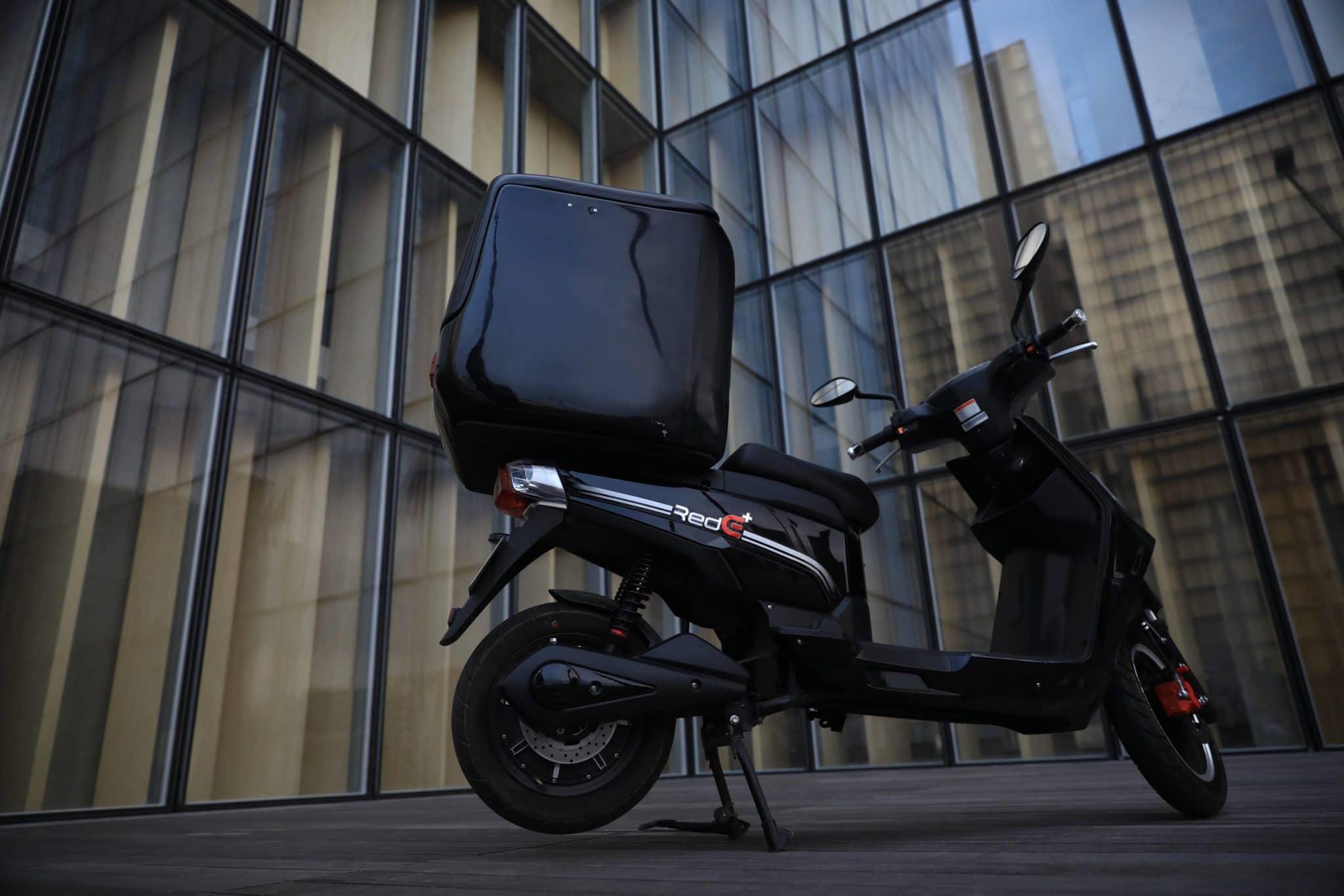 RedE scooter électrique location livraison