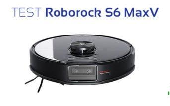 TEST Roborock S6 Max V