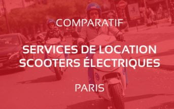 comparatif location scooter electrique paris
