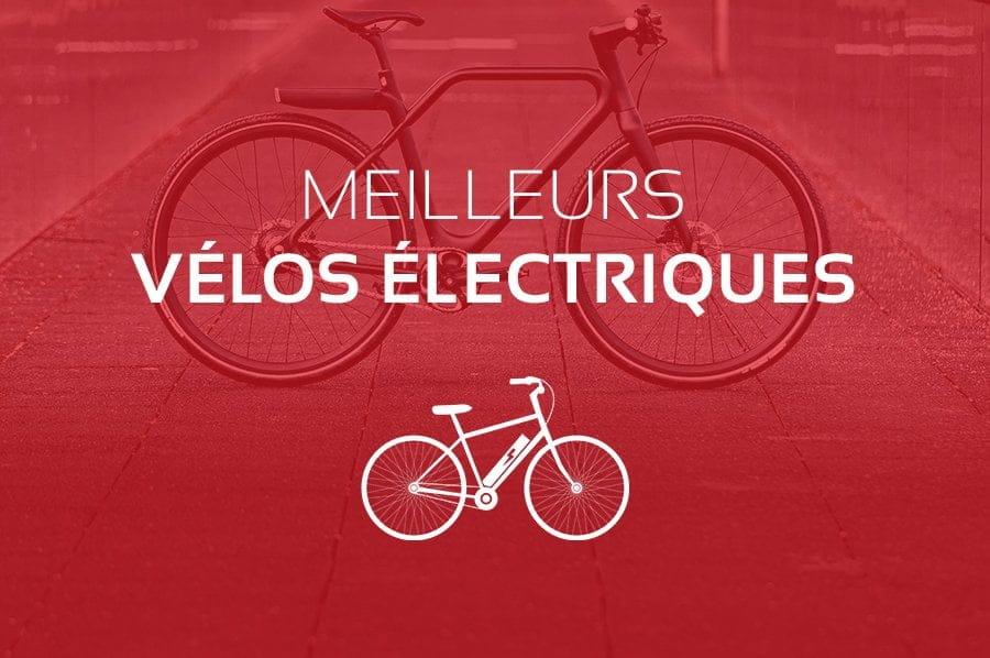 Comparatif des Meilleurs Vélos Électriques 2021
