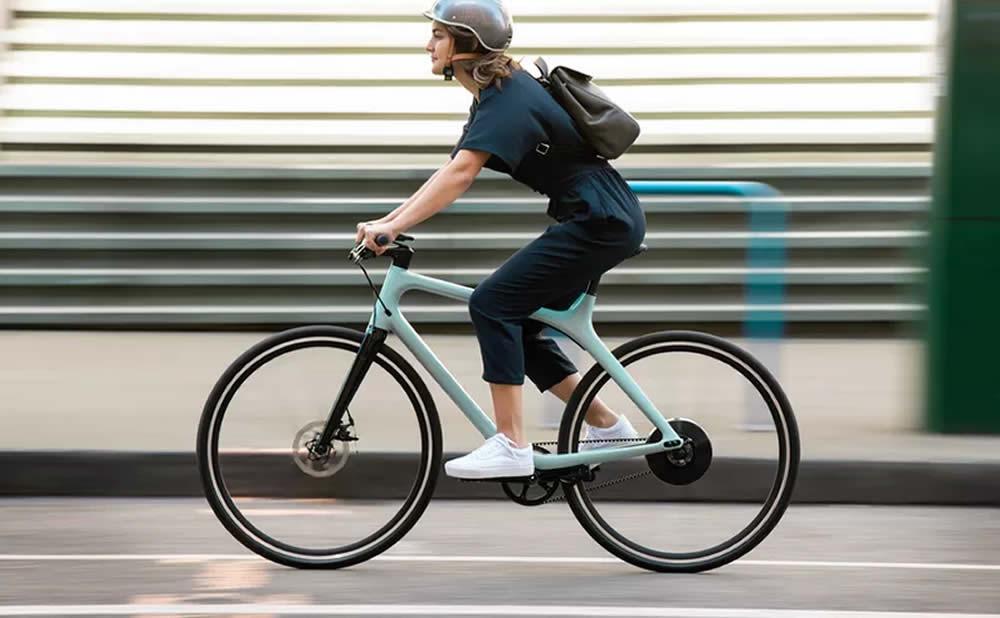 Gogoro Eeyo 1 vélo éctrique