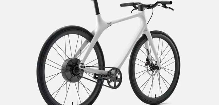 Gogoro Eeyo 1s nouveau vélo électrique
