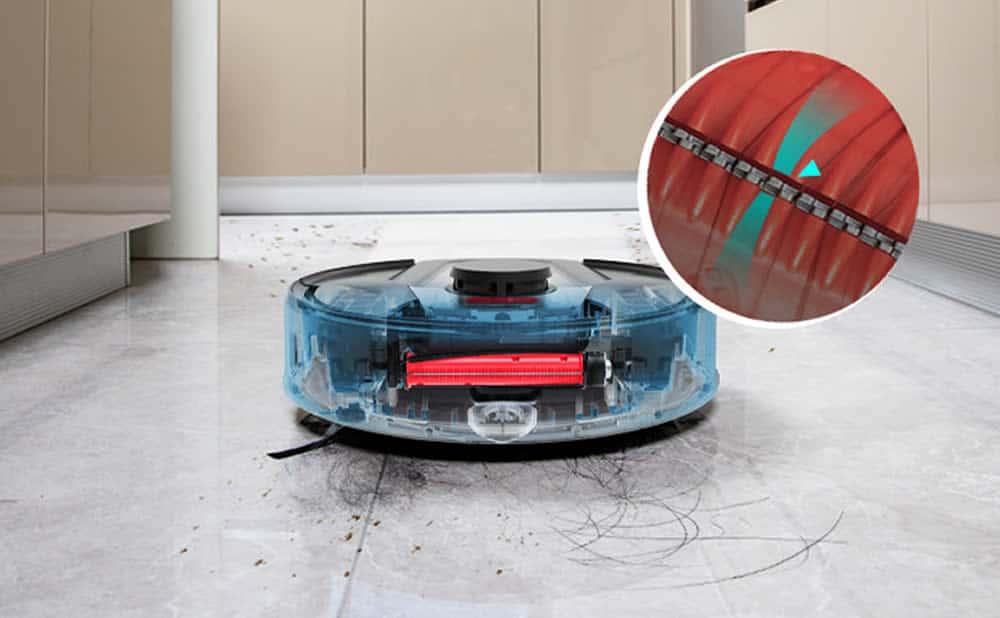Haier Tab robot aspirateur
