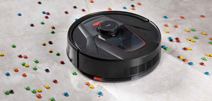 Haier Tab robot aspirateur de nettoyage