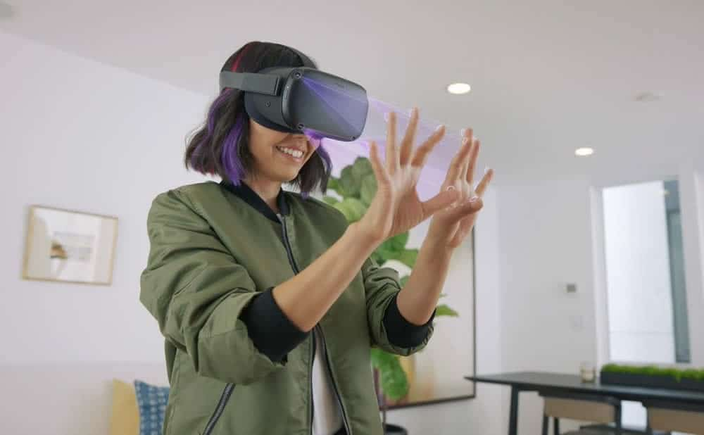 Déploiement de la mise à jour Handtracking sur Oculus Quest
