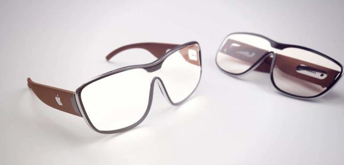 lunettes réalité augmentée apple glass