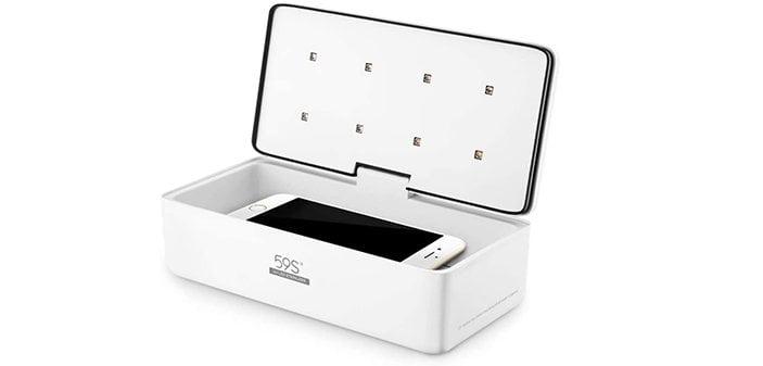 meilleure boite box uv professionnelle blanche