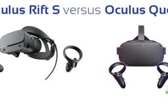 oculus rift s versus oculus quest