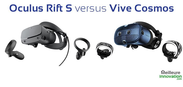 oculus rift s versus vive cosmos