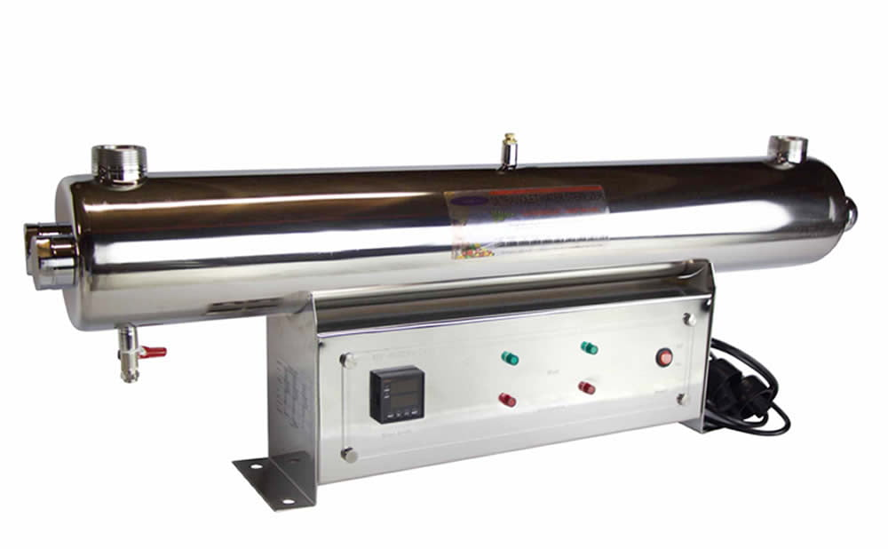 Purificateur d'eau UV rayons ultraviolets