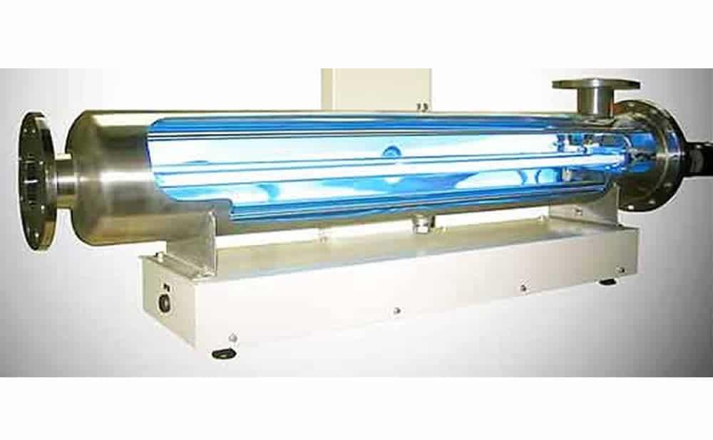 Purificateur d'eau UV ultraviolet