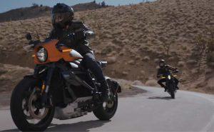 Scooter électrique Harley Davidson LiveWire