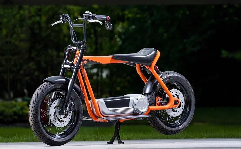 Scooter électrique Harley Davidson