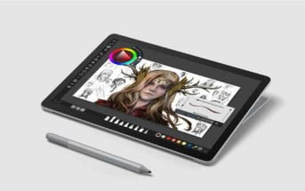 Microsoft Surface Go 2 comparatif