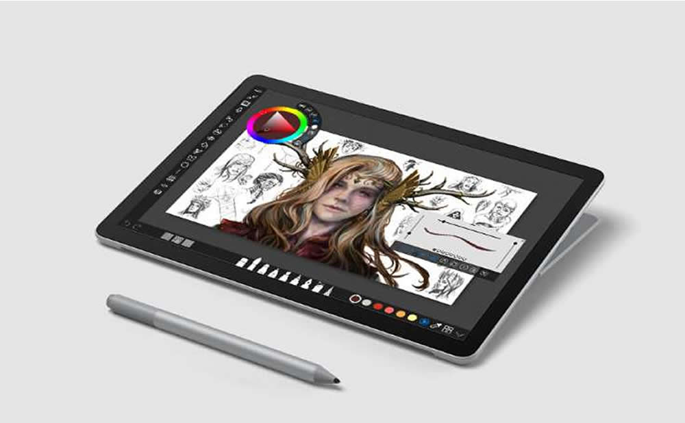 Microsoft Surface Go 2 comparatif