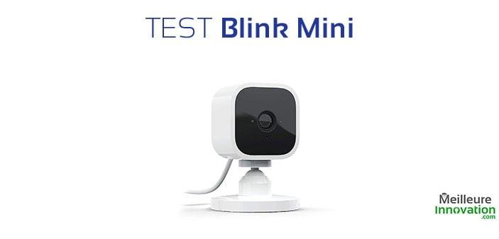 avis et test blink mini