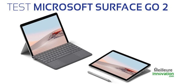 Test Microsoft Surface Go 2