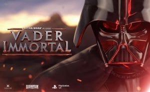 Vader Immortal PS VR