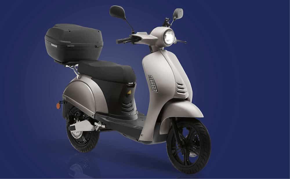 Zeway scooter électrique