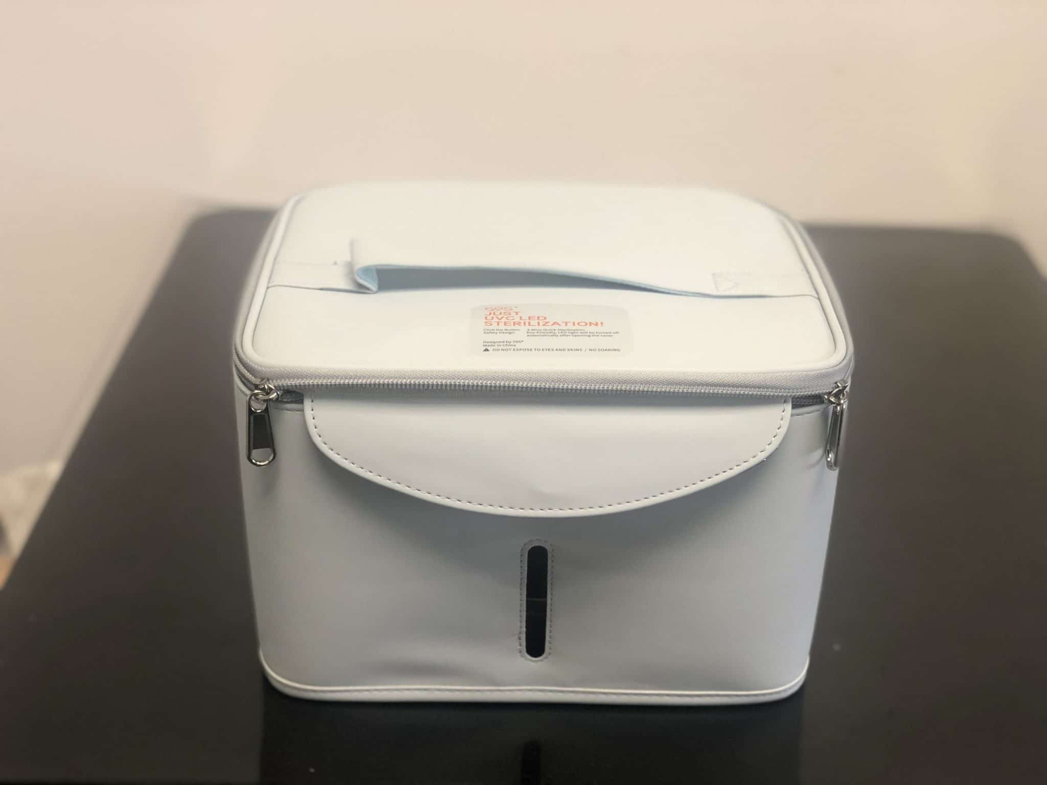 Boîte stérilisateur UV