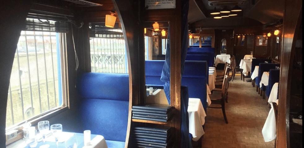 Le Wagon Bleu restaurant corse