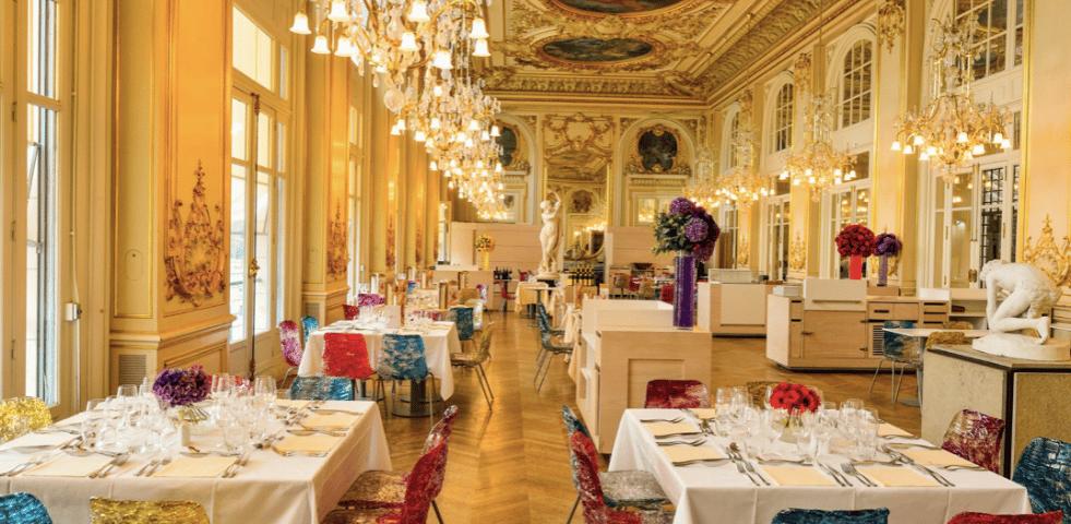 Le restaurant du musee d Orsay cuisine gastronomique