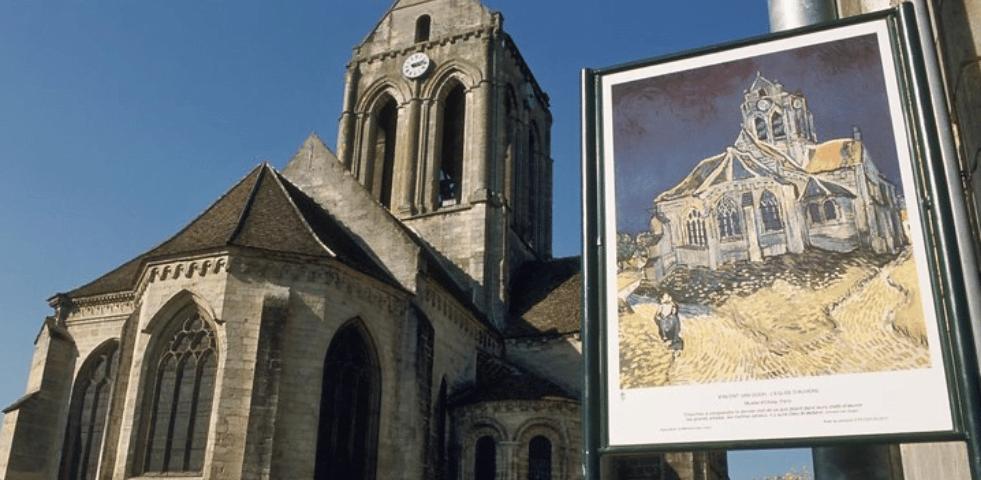 Le village d Auvers sur Oise visite