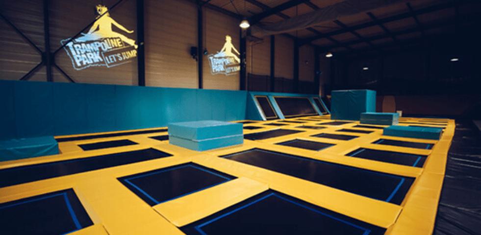 Let s Jump Paris Sud parc trampoline