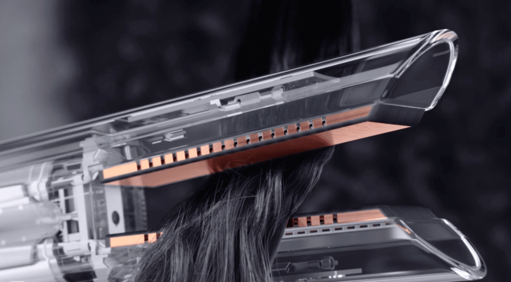Lisseur sans fil Dyson plaques souples