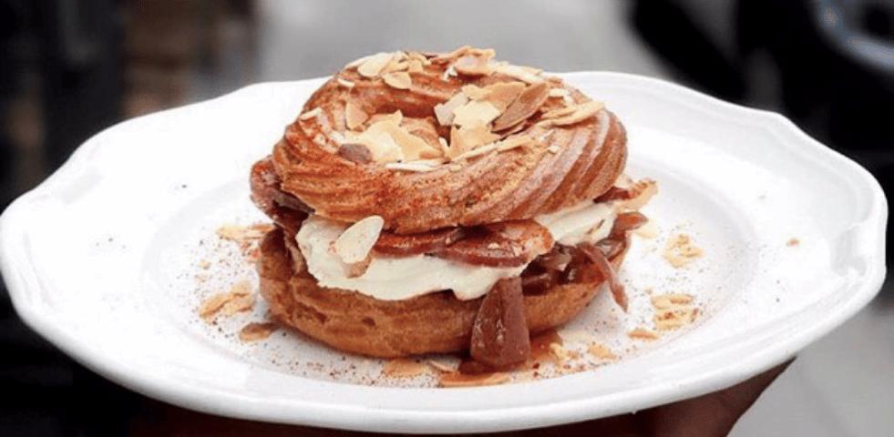 Prive de Dessert assiettes en trompe l oeil
