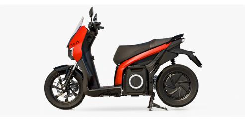 Seat Mo Scooter électrique