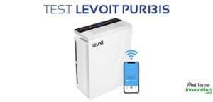 Test purificateur Levoit Pur131S