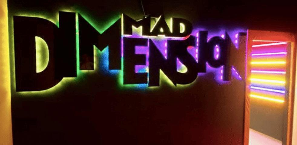 The Mad Dimension musee interactif