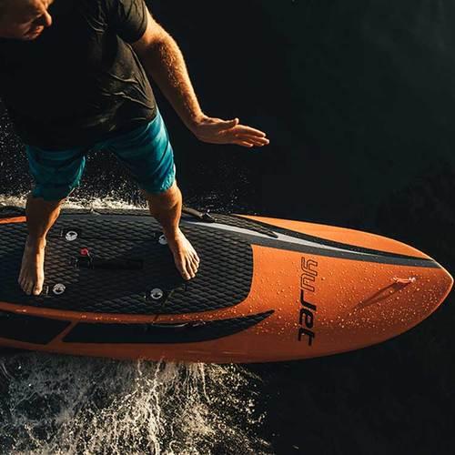 YuJet surf avec propulsion electrique