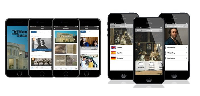 application mobile musee culture