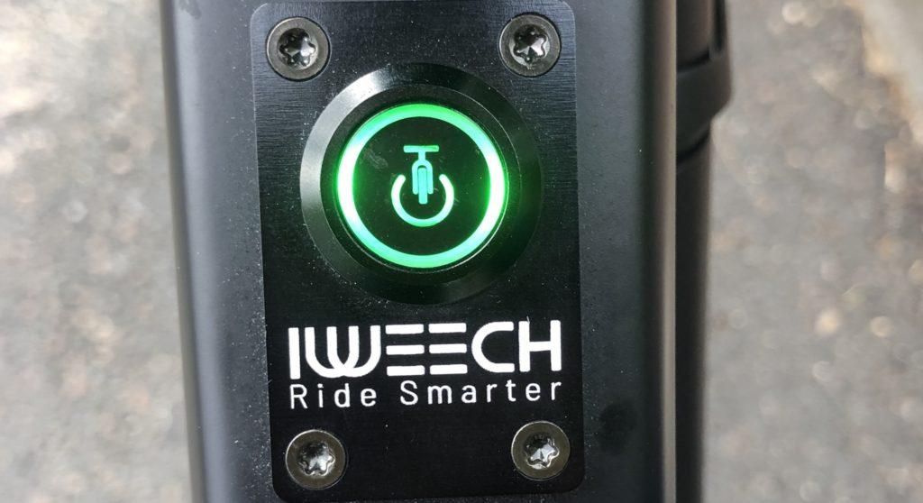bouton intelligent iweech