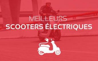MEILLEUR comparatif scooter électrique