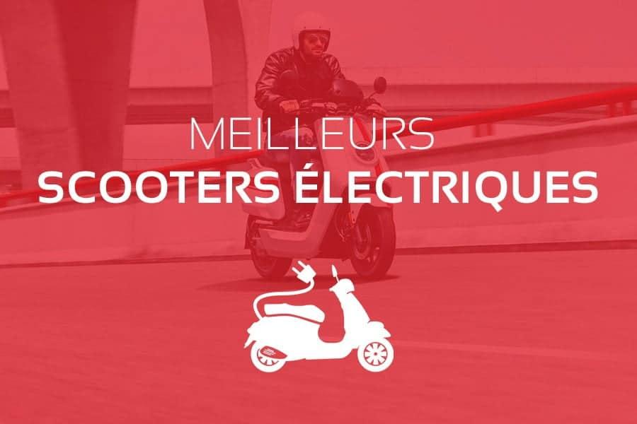 Comparatif des Meilleurs Scooters Électriques 2021