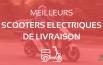 scooters électrique livraison