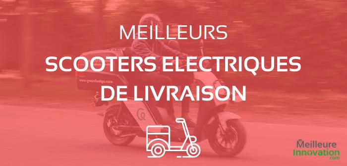 Scooters électriques de livraison : quel modèle choisir ?