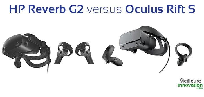 hp reverb g2 versus oculus rift S