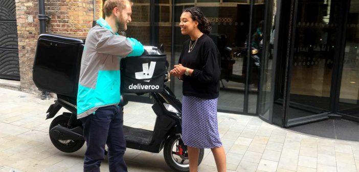 meilleur scooter electrique livraison