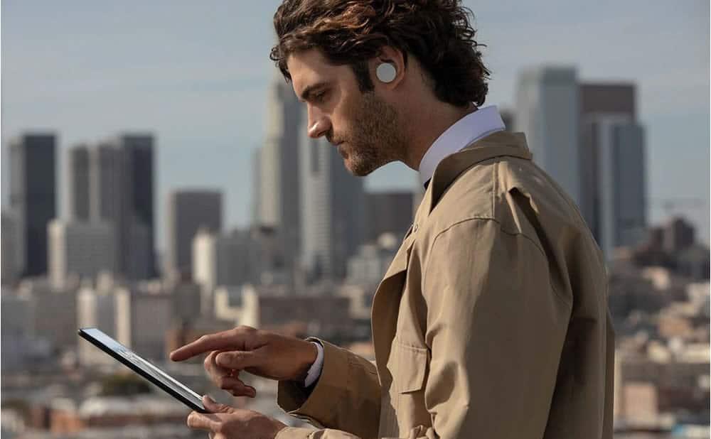 Mircrosoft Surface Earbuds test écouteurs